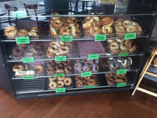 Bedford, Canadá: Izzy's Bagels