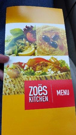 Zoes Kitchen, Huntsville - 6275 University Dr NW - Restaurant ...
