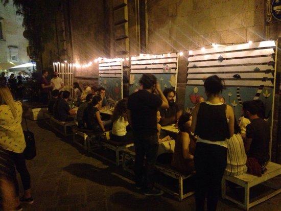 Province de Lecce, Italie : Caffe Letterario
