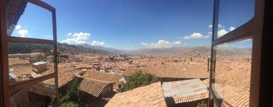 LOKI Cusco: la vista de la habitacion