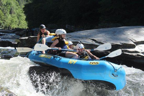 Long Creek, Carolina del Sur: Section IV Chattooga River