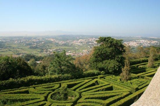 Tivoli Palácio de Seteais: Beautiful Gardens