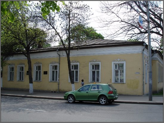 Museum of the Orlov Writers