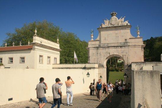 Tivoli Palácio de Seteais: Architecture of a Palace