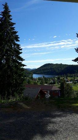 Nordingra, Szwecja: Utsikt från rummet!!