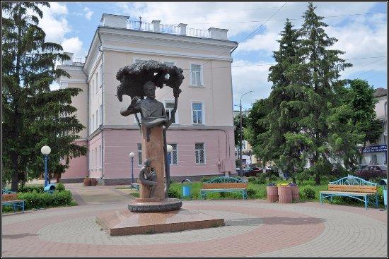 Statue of Kalinnikov