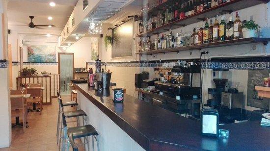 imagen Llanten Veggie Bar en Madrid