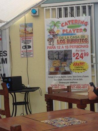 La Casa De Los Burritos