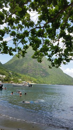 Vieux Fort, St. Lucia: Fantastic land and sea tour