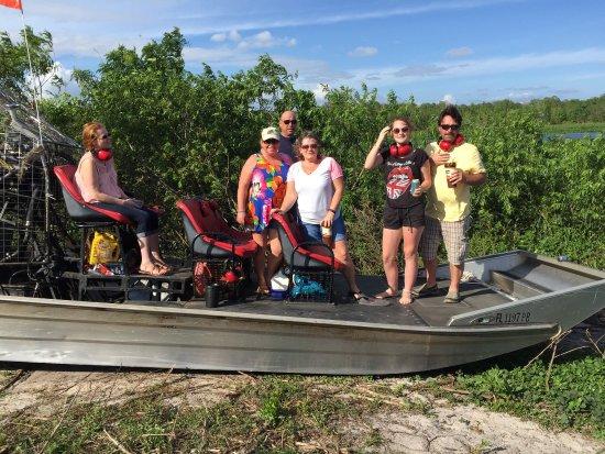 Sebring, FL: Airboat Wildlife Adventures
