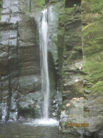 Dingmans Ferry, PA: Sillver Thread Falls