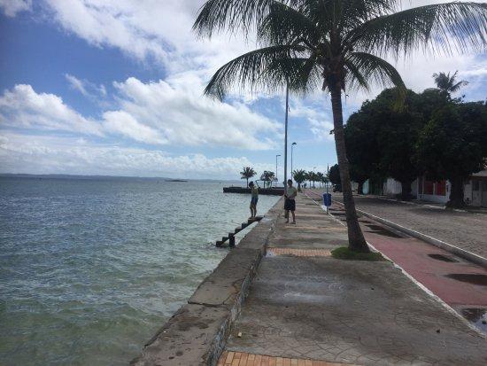 Itaparica, BA: As praias destas fotos são próximas ao Sesc