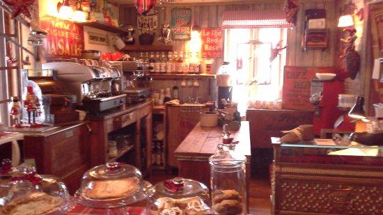 Grand-Mère, Kanada: photo café avant