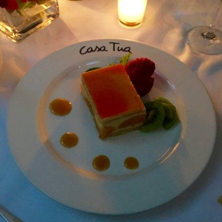 Casa Tua: Dessert.