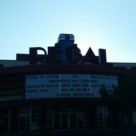 Henrietta Regal Cinema 38