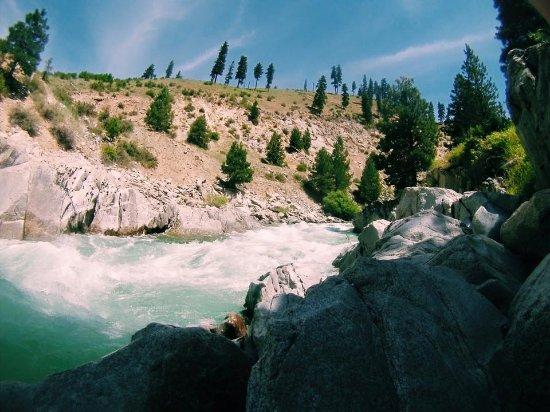 Lowman, Idaho: Day 1