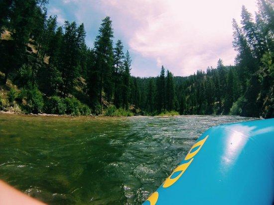 Lowman, Idaho: Great views!