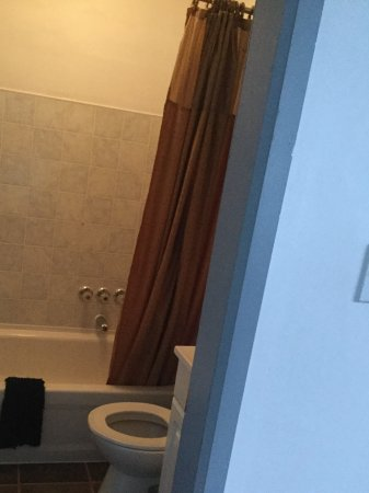 Castlegar, Kanada: Updated bathroom..I dare you find dust..or forgotten cleaned areas!