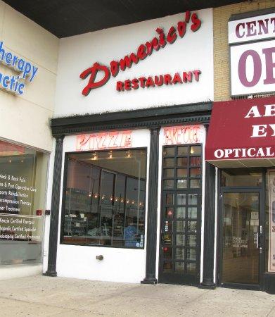 Domenico S Restaurant Front Entrance