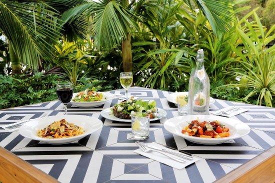 Caloundra, Australien: Delicious Food