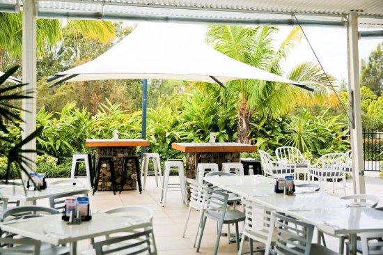 Caloundra, Avustralya: The Patio