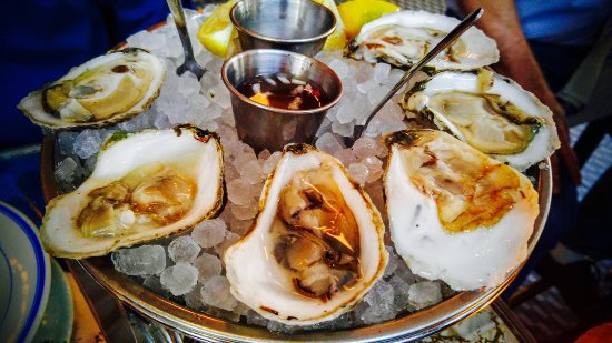 Helllllo oysters yum picture of ironside fish for Ironside fish and oyster san diego