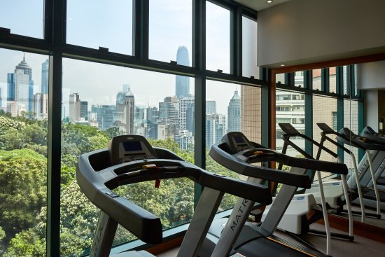 Two MacDonnell Road: Gym