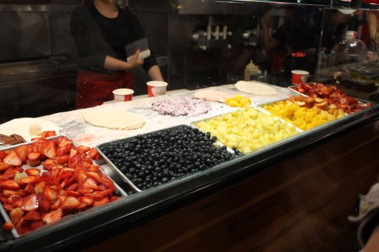 21 Choices: Toppings