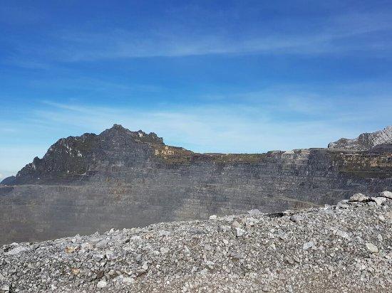 Tembagapura, Indonesia: Puncak gresberg