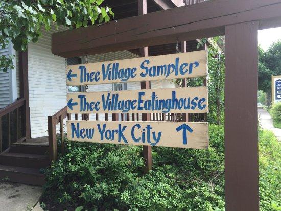 Smicksburg, PA: Thee Village Eatinghouse