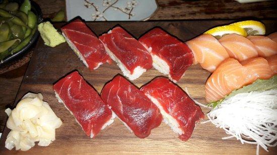 Blue Ribbon Sushi: The most amazing sushi ever