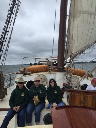The Schooners Alliance & Serenity
