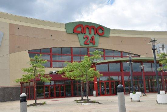 amc hamilton 24 entrance foto van amc hamilton 24