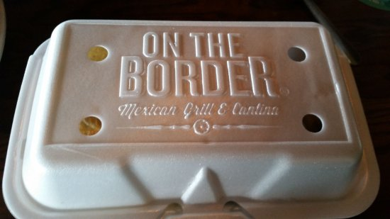 Rocky Hill, Κονέκτικατ: On The Border To Go Box