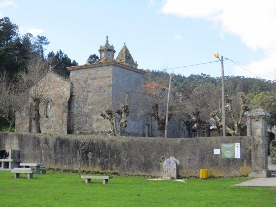 Fisterra, Spain: Iglesia de Santa Maria das Areas