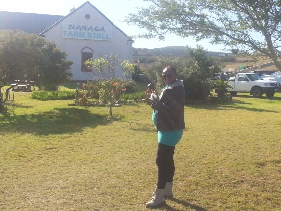 Eastern Cape, Νότια Αφρική: Satisfying my Ice cream craving..