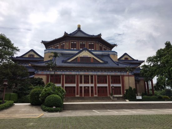 Dr. Sun Yat-sen's Memorial Hall: Sun Yat-sen Memorial Hall in Guangzhou