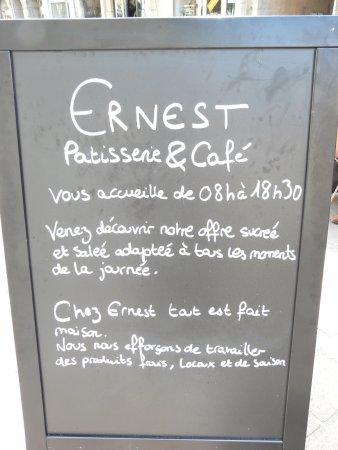 Ernest Patisserie & Cafe