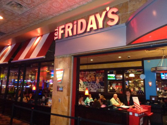 TGI Fridays offers great food and amazing drinks at locations nationwide. From burgers to steak, beer to cocktails, learn why in here, it's always Friday. TGI Fridays (Las Vegas, NV 2) /5().
