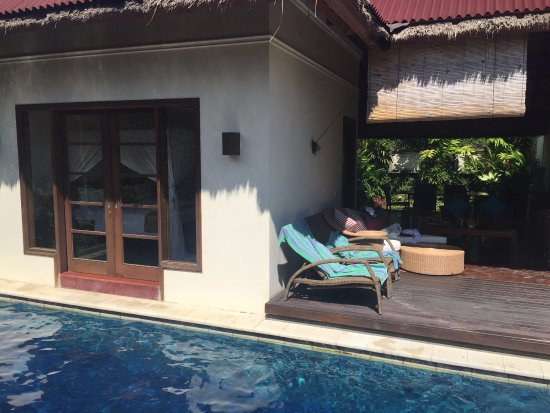 Villa Kecapi Bali: Outdoor Space