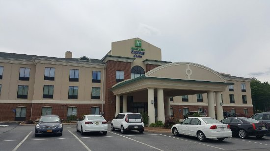 Holiday Inn Express Hotel & Suites White Haven - Lake Harmony : Nice Hotel and excellent breakfast