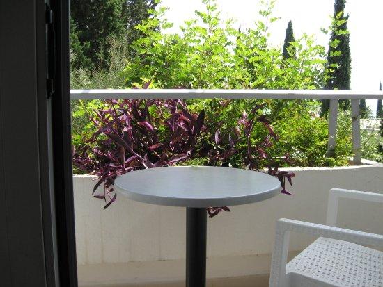 Hotel Astarea: balcony