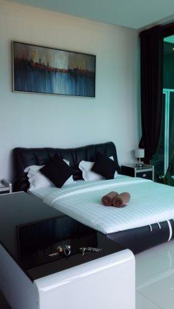 Lotus Villas & Resort Hua HIn: ห้องนอนของวิลลา 1 ห้องนอนครับ