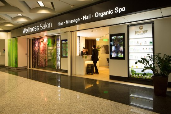 Wellness Spa & Salon (Terminal 1)