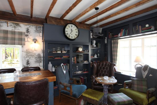 Long Whatton, UK: Bar Area