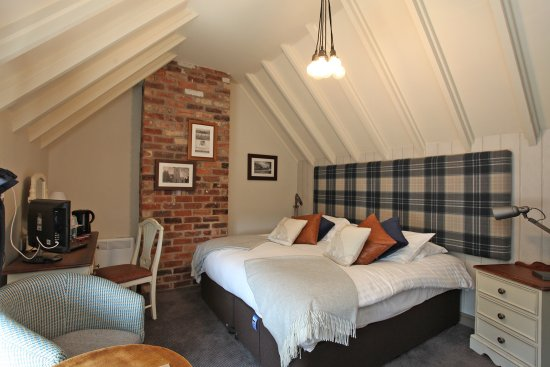 Long Whatton, UK: Hotel Room