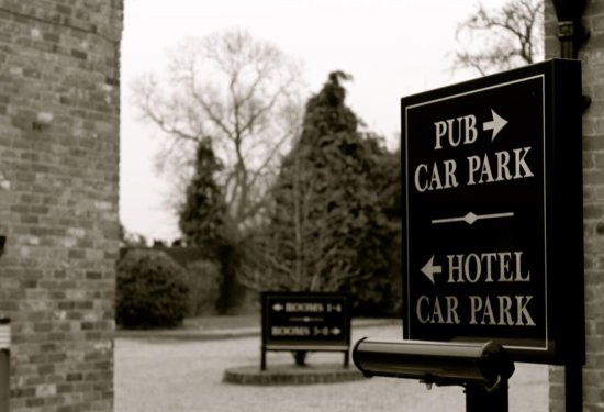 Long Whatton, UK: Hotel