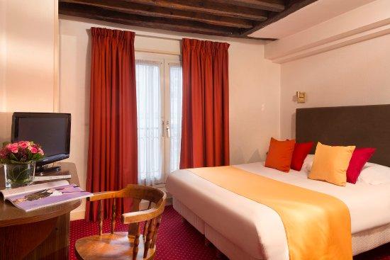 Hotel Saint-Roch : Chambre Double Standard