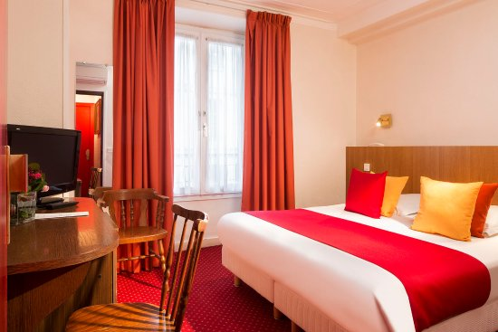 Hotel Saint-Roch : Chambre Individuelle Standard
