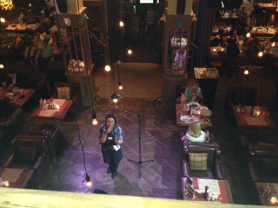 Ribeye: Душевно девчата поют